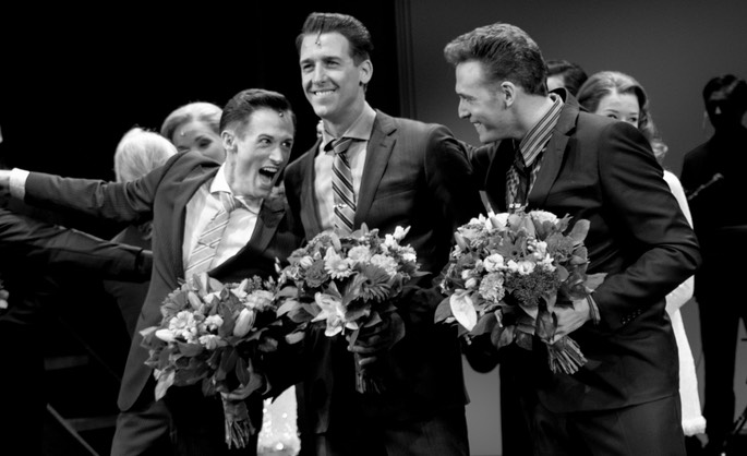 Laatste Jersey Boys (27-7-2014) Beatrix Theater Utrecht (11)